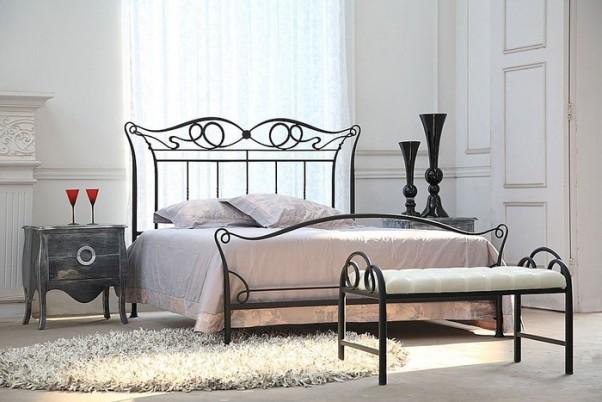 Camas de hierro forjado 10decoracion for Muebles de hierro forjado